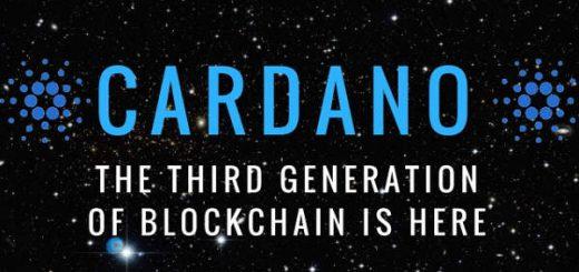 Cardano third gen blockchain